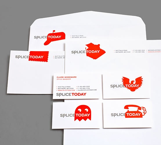 105 best letterhead business card envelope images on pinterest cool looking letterhead and business card flexible identity reheart Image collections
