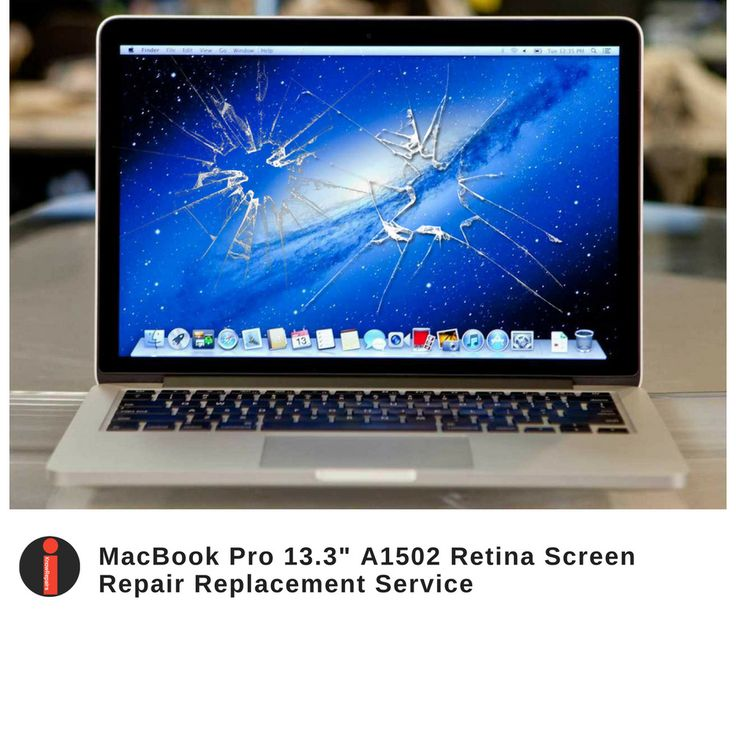 """SALE ENDS SOON! Apple MacBook Pro RETINA 13"""" A1502 Screen Repair. For Much LESS Than You Think! #Apple"""