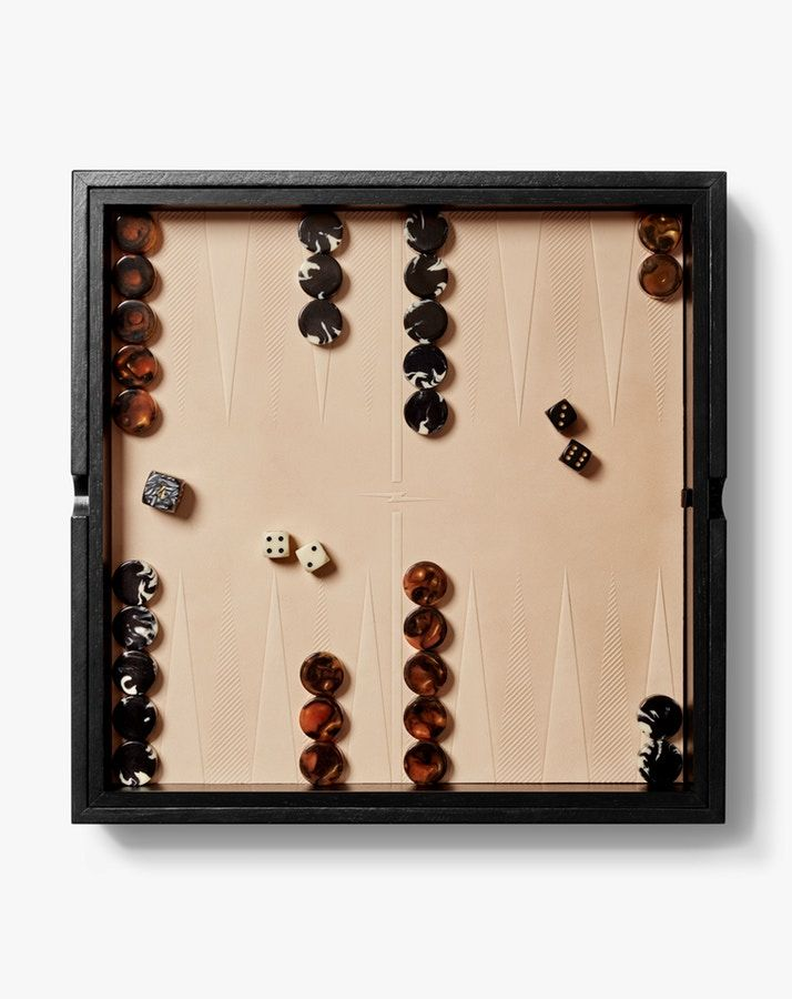 Backgammon  Checkers Game Set Beautiful, Well Made Product