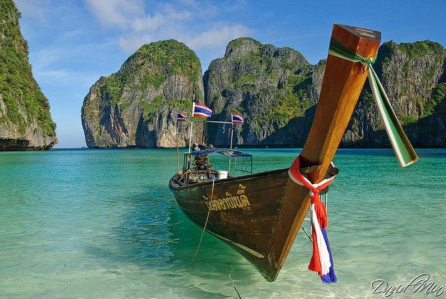 Koh Phi Phi Leh, Thailand - Maya Bay
