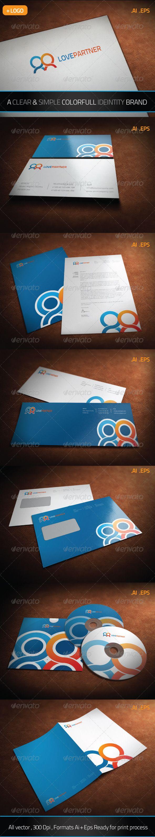 Love Partners Brand Identity