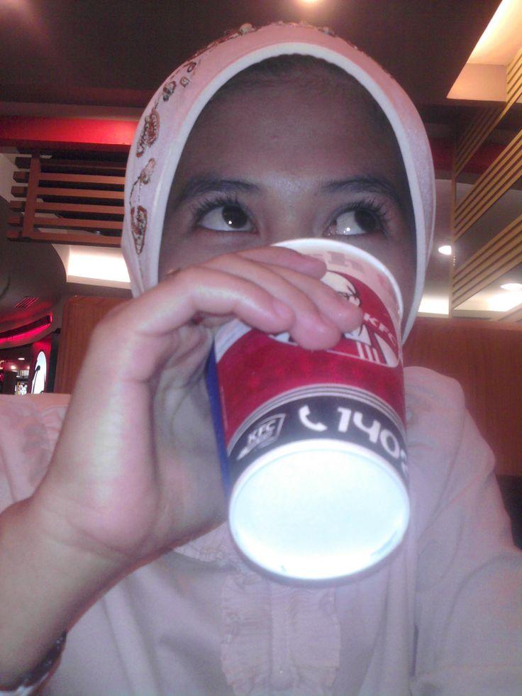 KFC Tunjungan Plaza.