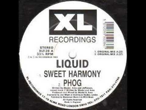 Liquid - Sweet Harmony.