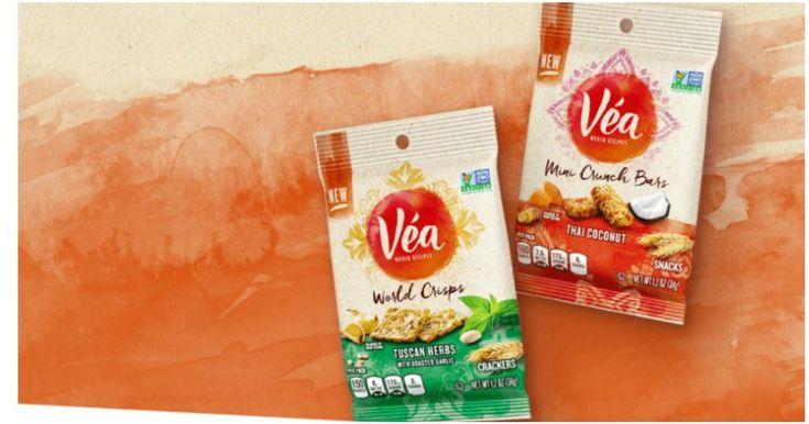 YUM! FREE Véa Mini Crunch Bar Or World Crisps Sample at Walmart! -   Hurry to grab this free sample of Véa Mini Crunch Bar or World Crisps at Walmart @ their Freeosk! Great news, Walmart shoppers! Freeosk is now at select Walmart locations! Hi Walmart Customers! Véa Mini Crunch Bar or World Crisps are sampling for FREE at select stores, starting 11/22, w... - http://www.mwfreebies.com/2017/11/23/yum-free-vea-mini-crunch-bar-or-world-crisps-sampel-at-walmart-freeosk/
