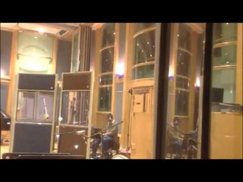 "STEFANOS KORKOLIS - Линда & ""Bloody Faeries"" recording sessions at AIR STUDIOS & STRONGROOM STUDIOS in London"