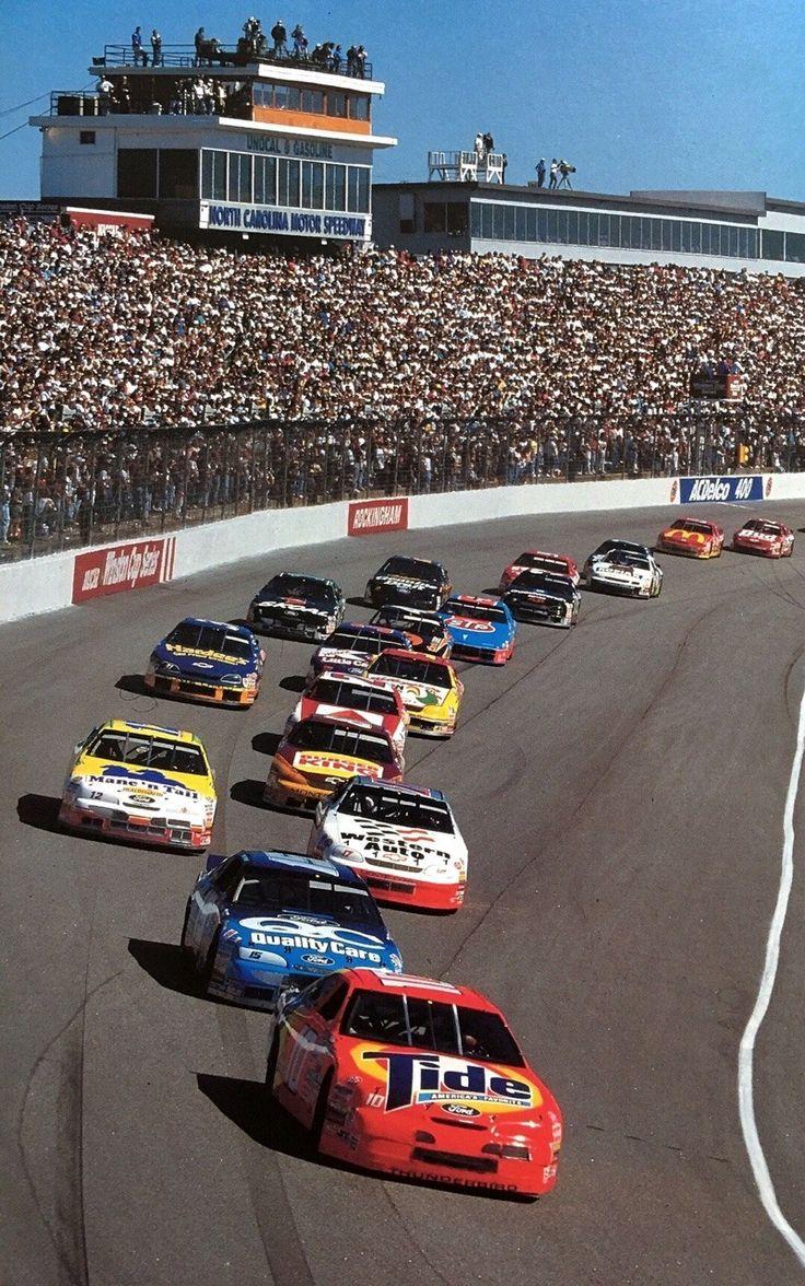 Attend a NASCAR Race