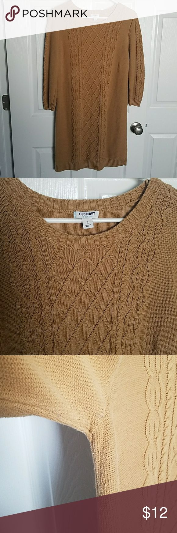 Camel Sweater Dress I Have It Another Color Too Burberry Scarf