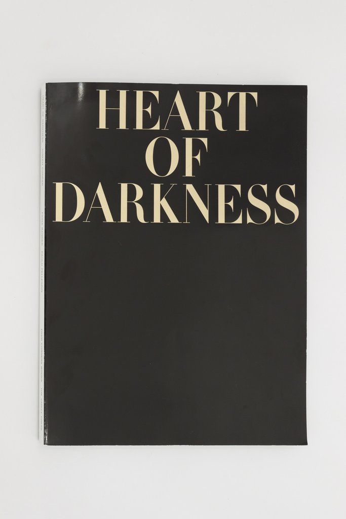 darkness heart thesis