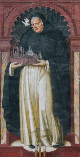 Crescenzio Gambarelli, Beato Sansedoni.  Palazzo Pubbllico
