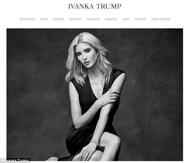 A growing group of women are boycotting Ivanka Trump'seponymous line of clothing, jewelry, perfume and accessories sold as part of the Ivanka Trump Collection