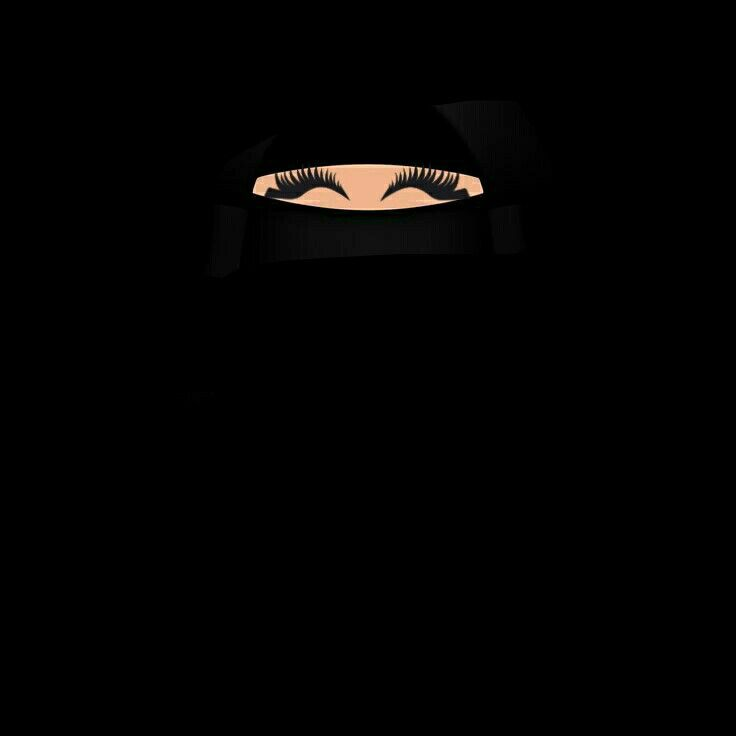 Niqabi Hijab And Niqab Niqab Hijab Cartoon Anime Muslim