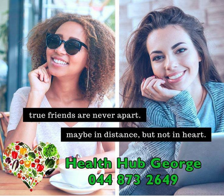 True friends are never apart, maybe in distance, but not in heart. #SundayMotivational #HealthHub