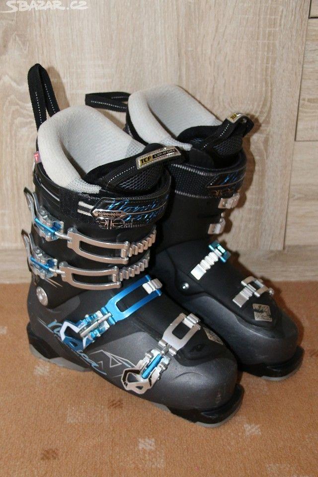 Prodám lyžáky Nordica Belle H3, - obrázek číslo 1