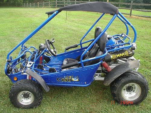 How to Build a Go-Kart With a Lawn Mower Engine