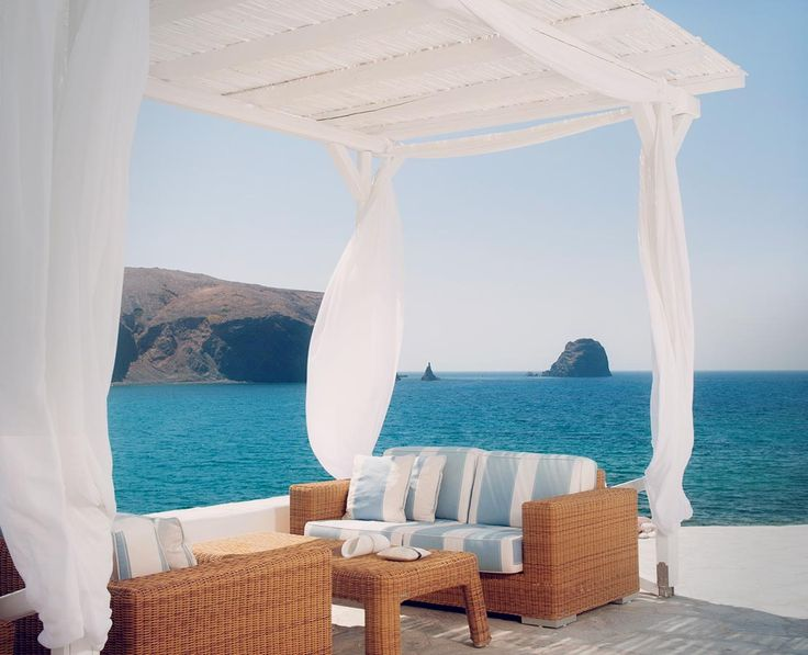 Embracing the Cycladic charm, this enchanting luxury hotel in the fishing village of Pollonia encompasses 15 luxury sea view suites and rooms featuring generous living spaces, premium amenities and immaculate facilities in peaceful surroundings.