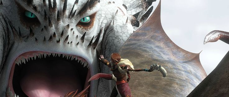 which how to train your dragon dragon would you ride