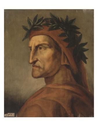 Dante Alighieri by Vincenzo Camuccini