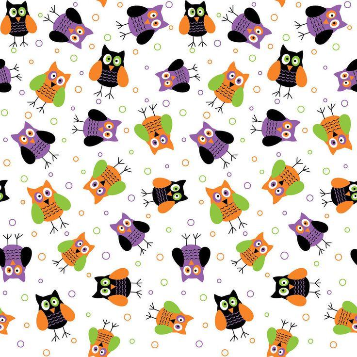 seamless halloween print 7 by doncabanza on deviantart - Halloween Prints