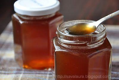 Jeleu de soc cu mere | Retete culinare cu Laura Sava
