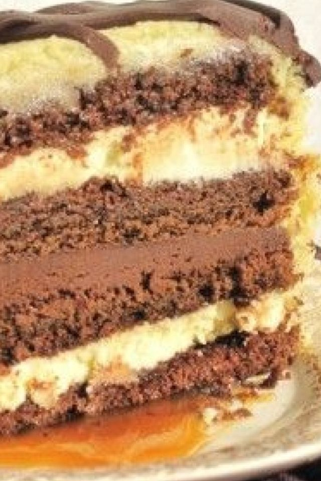 Bailey's Caramel Irish Cream Cake Recipe | Suburban Grandma
