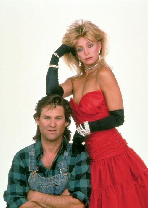Joanna Stayton & Dean Proffitt | Overboard (1987)    #goldiehawn #kurtrussell #couples