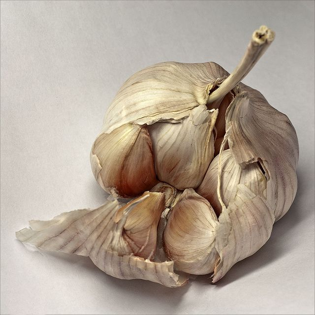 Garlic is antibacterial, antiviral and antifungal and increases immune function. It's also a good source of selenium, an important trace element, and sulfur, which is important for healthy liver function.