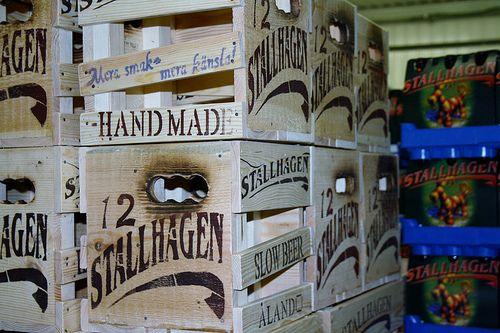 Stallhagen Beer -Åland
