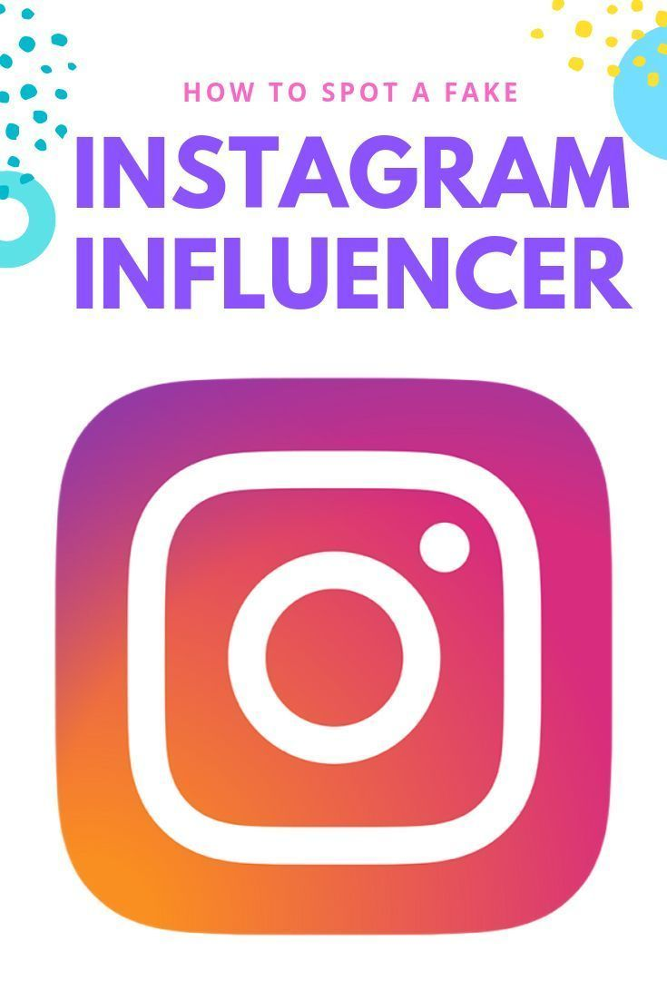 How To Spot A Fake Instagram Influencer Marketing Strategy Social Media Instagram Influencer Learn Social Media