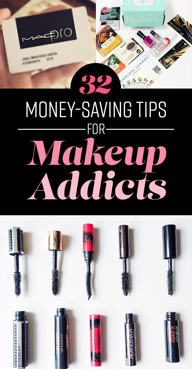 32 Genius Tricks That Will Save Makeup Addicts A Ton Of Money