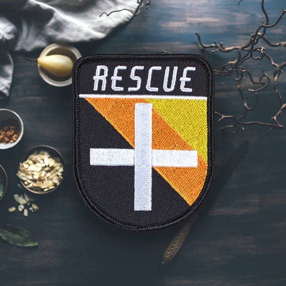Rescure Medic Patch (Free Shipping US)
