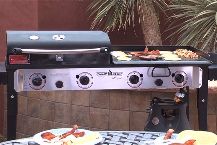 Best Outdoor Gas Griddle Grills Review In 2020 Propane Flat Top Grills Flat Top Grill Griddle Grill Flat Top Grills