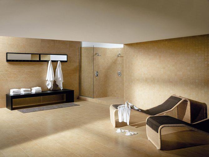 25 beste idee n over bruine badkamer op pinterest badkamer kleuren bruin bruine badkamer - Bruine en beige badkamer ...