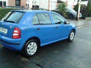 skoda fabia for sale 1.2 very good condition fully serviced just spent 450 on this service tyres like new sony cd player very clean inside over 5 years of old ncts all service books ew cl taxed for 8 months new nct very cheap to insure Dublin 14