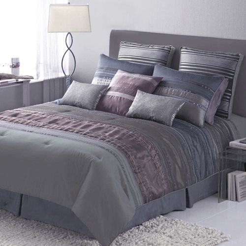 Bedroom Athletics George Master Bedroom Colors Black And White Bedroom Cupboard Designs Bedroom Decor Accessories: 16 Best Looking For A Manly Purple Bedspread Images On