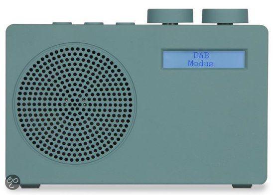 bol.com   Akai ADB10TE - Portable DAB+ radio - Turquoise   Elektronica