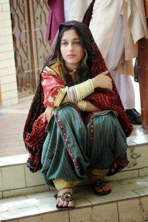 Pathan Village Beautiful Girls Awesome Photos  Beauty In -1144