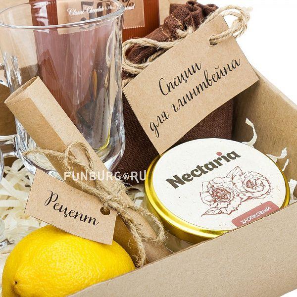 Купить подарочный набор «Для глинтвейна» с доставкой по Екатеринбургу - интернет-магазин «Funburg.ru»