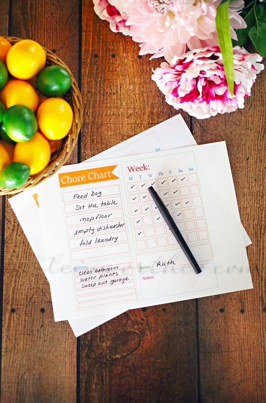 40 Trucos inteligentes para tener organizados a tus niños