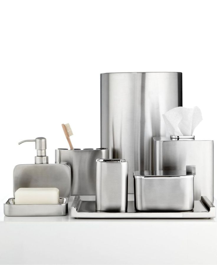 70 Trendy Modern Bathroom Accessories Set Ideas