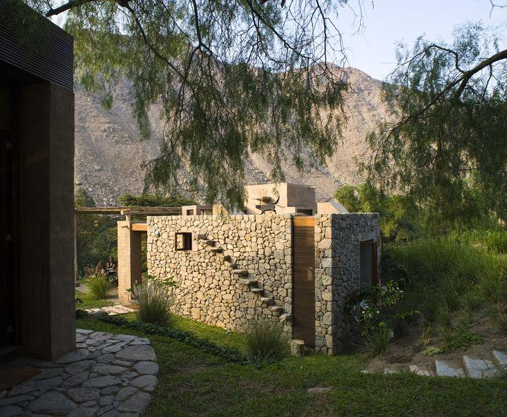Casa Chontay, Lima, Perú - Marina Vella Arquitectura   Urbanismo - © Gonzalo Cáceres D.