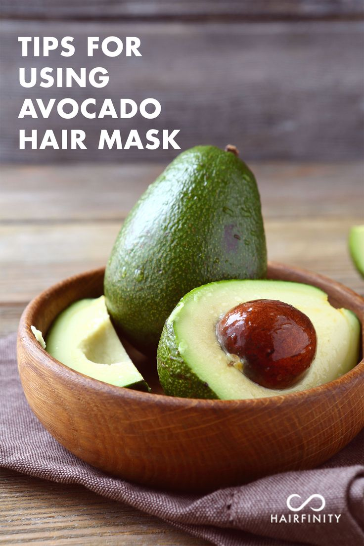 hairfinity united states blog avocado hair mask and hair masks. Black Bedroom Furniture Sets. Home Design Ideas