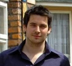 Rob James-Collier   - Coronation Street