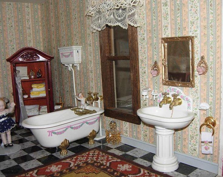 109 Best Victorian Bathroom Images On Pinterest  Victorian Fascinating Victorian Bathroom Design Ideas Inspiration