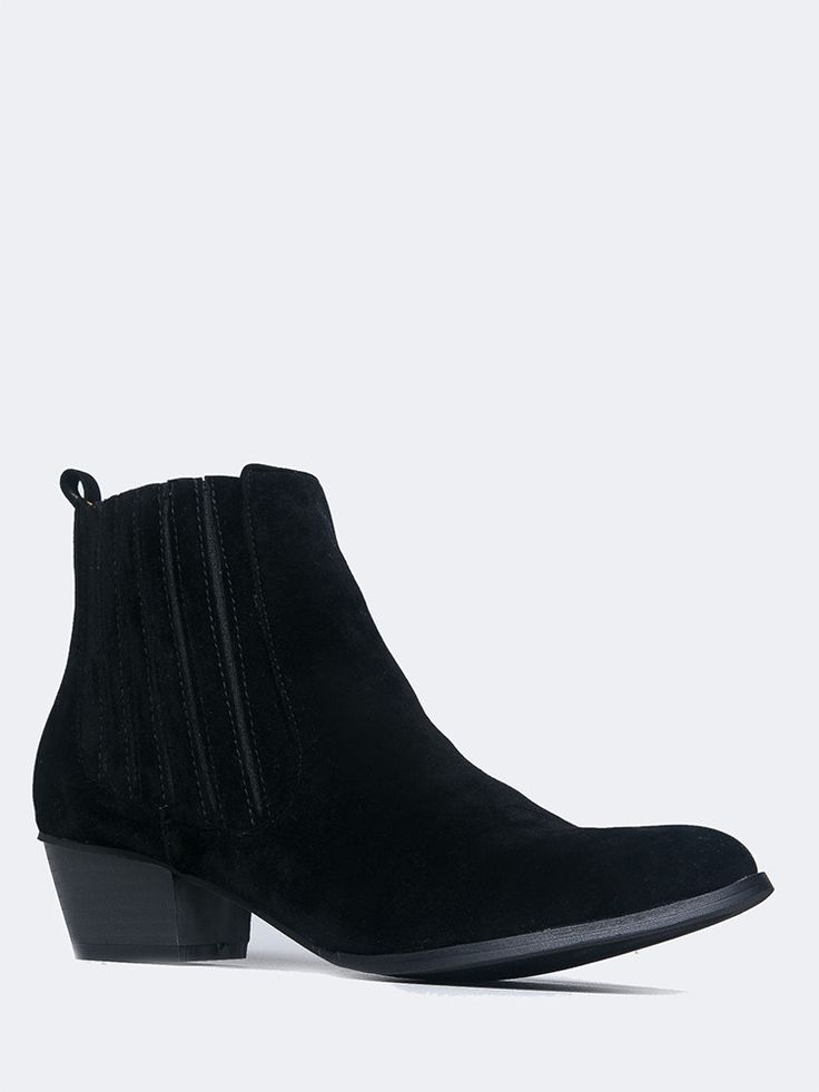 17 Best ideas about Low Heel Ankle Boots on Pinterest | Shoes ...