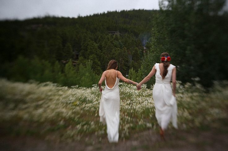 Love is Love / Breckenridge Wedding Planner - Distinctive Mountain Events / Lodge at Breckenridge / Jamie Fischer Photography
