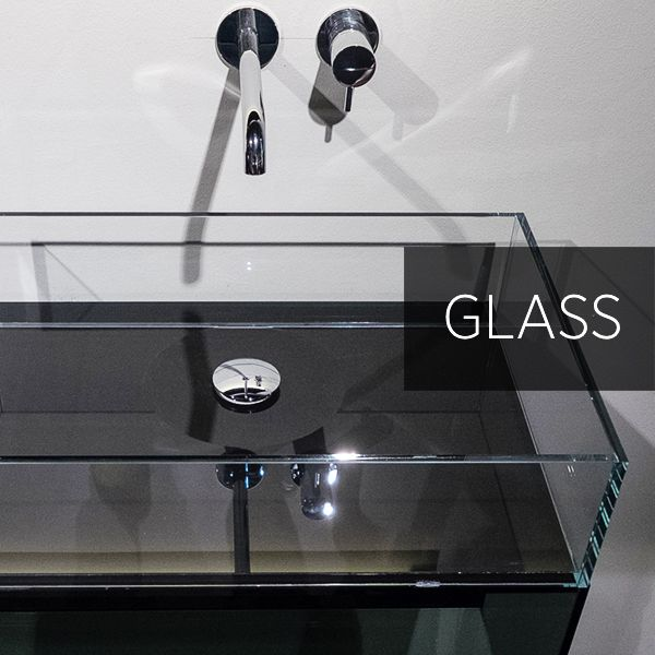 #glass #materials #signconcept