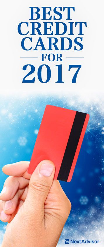 A new year means it's time to once again reevaluate your finances and the credit cards you have in your wallet. After reviewing all the major cards on the market, NextAdvisor has narrowed down the list and found the best cards of 2017. Finding an upgrade has never been easier.