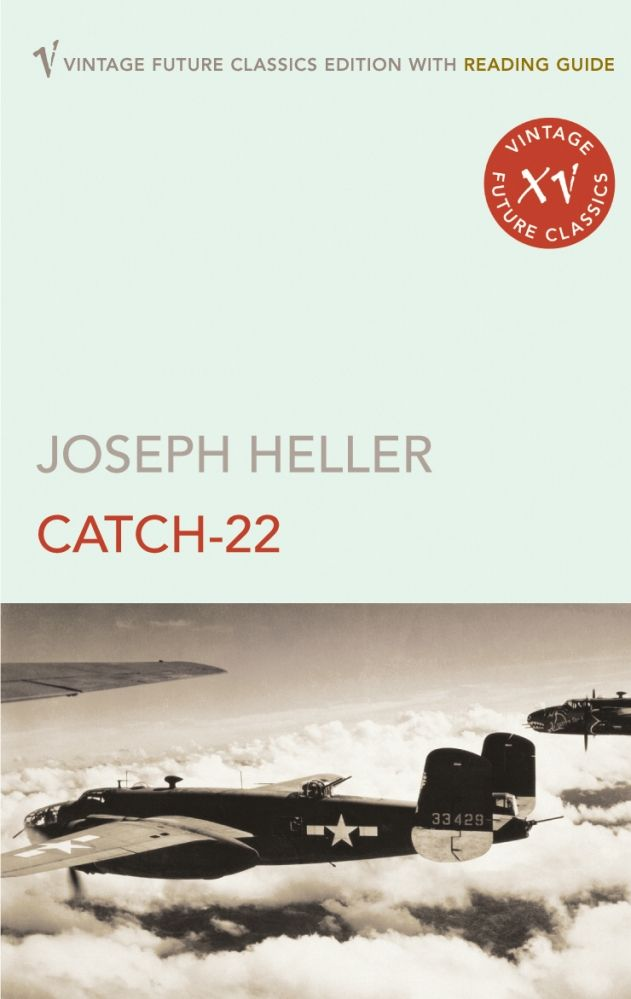 A literary analysis of catch 22 by joseph heller