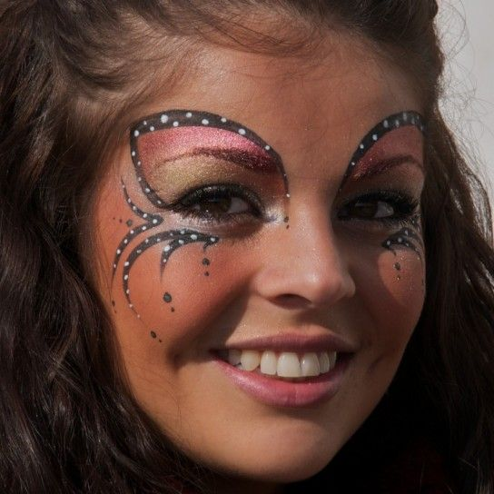 Make-up per Carnevale FOTO - http://www.wdonna.it/make-up-carnevale-foto/55201?utm_source=PN&utm_medium=WDonna.it&utm_campaign=55201