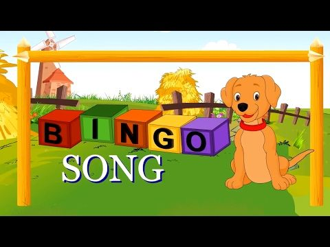 BINGO Song | English Nursery Rhymes & Songs For Babies | Best Buddies - YouTube